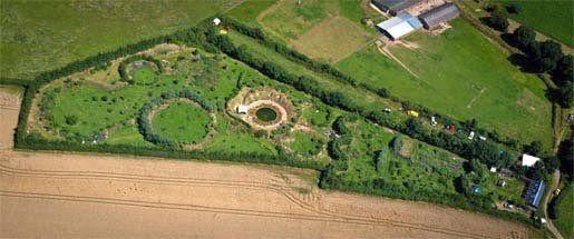East Devon Forest Garden