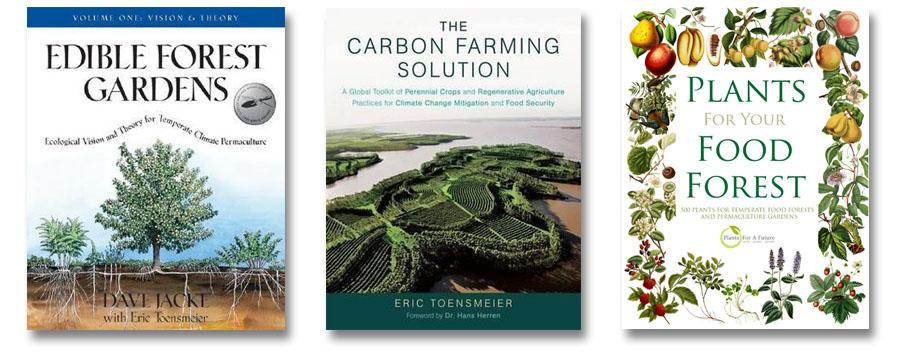 Carbon farming Books